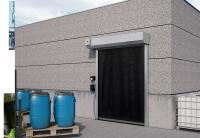 ATEX-Tore von ASSA ABLOY Entrance Systems für erhöhten Explosionsschutz