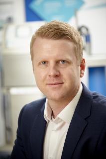 James Murtagh, Leiter Industrie 4.0 bei Domino Printing Sciences