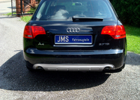 Audi Tuning & styling with Rear apron A4 B7 from jms racelook germany