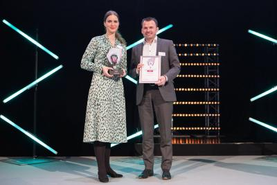 "Haufe Group erneut als ""Digital Transformer of the Year"" ausgezeichnet"