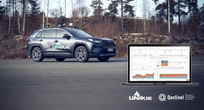 New Android Automotive Test Automation Cooperation by Unikie and Qentinel