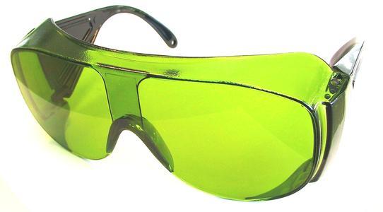LASERVISION Laserschutzbrille SKYLINE mit Filter P1012