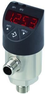 Electronic pressure switch PSD-31 (Photo: Firma: WIKA Alexander Wiegand SE & Co. KG)