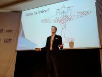 DiALOG Fachforum 2019 - Dr. Christophe Cauet zum Thema Data Science