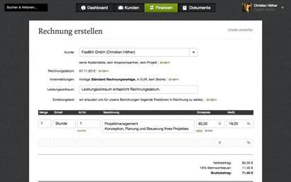 Buchhaltungs-Tool FastBill betreut Kunden mit Zendesk