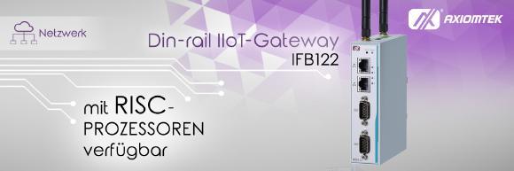 Die neue IFB122