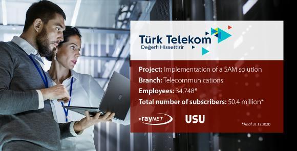 Success story: Türk Telekom