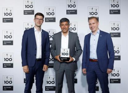 Kapileno TOP Innovator -  Preisverleihung