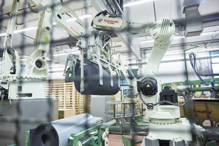 Armacell nutzt das Betriebsführungssystem GS-Service für präventive Instandhaltung und optimierte Ersatzteilhaltung.