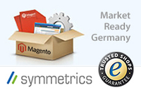 Market Ready Germany Package is launched with Trusted Shops pre-certification for Magento Commerce