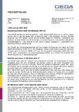 [PDF] Pressemitteilung: GEDA auf der BAU 2019