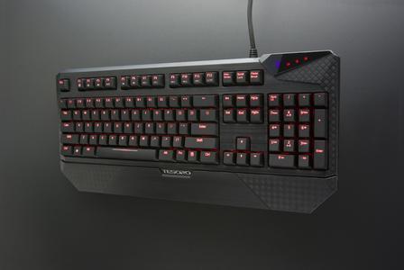 Mechanische Keyboards der DURANDAL ULTIMATE Familie sowie die Highspeed- Maus SHRIKE für Gamer ab sofort deutschlandweit verfügbar