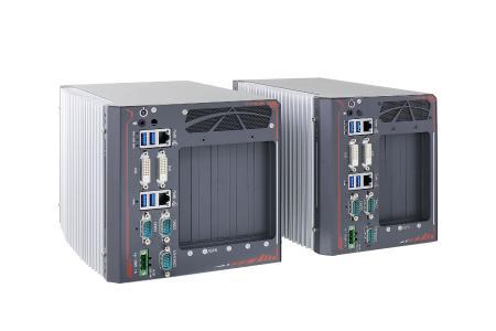 Nuvo-8000 Serie mit bis zu 5 PCIe/PCI Slots