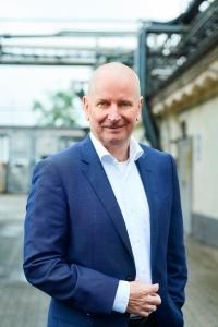 Seit dem 1. Juni ist Reiner Eckhardt CEO der Caramba Chemie-Gruppe, Urheber: Julian Kranzbühler