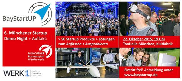 Startup Demo Night Banner