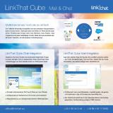LinkThat Cube: Mail- & Chat-Anbindung