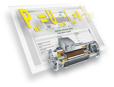 "The quick and easy way to design reliable bearing supports: The new ""BEARINX-online Easy EMachine"" module for calculating electric motors and generators based on their typical mechanical and electromagnetic field loads, Images: Schaeffler"