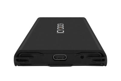 ICYNano MB861U31-1M2B M.2 NVMe PCIe SSD zu USB 3.2 Gen 2 10 Gbps Adapter / Externes Gehäuse