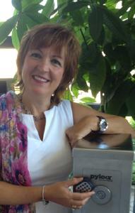 Manuela Engel-Dahan behauptet sich als Quereinsteigerin in der Sicherheitsbranche
