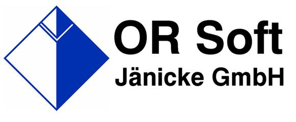 Logo OR Soft Jänicke GmbH