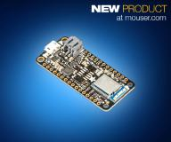 Mouser Offers Adafruit's Maker-Ready Feather nRF52 Bluefruit