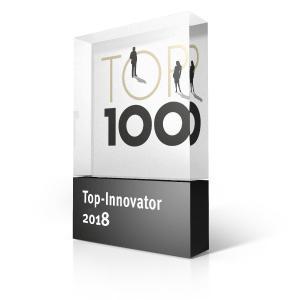 Innovationsaward TOP 100. Quelle: TOP 100