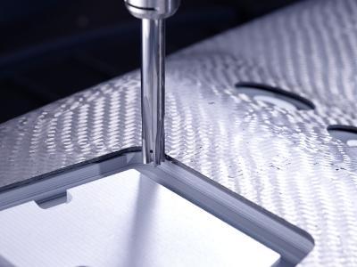 Composite-Materialien sauber zerspanen – die Werkzeuge von Hufschmied machen es möglich. Bildquelle: Hufschmied Zerspanungssysteme