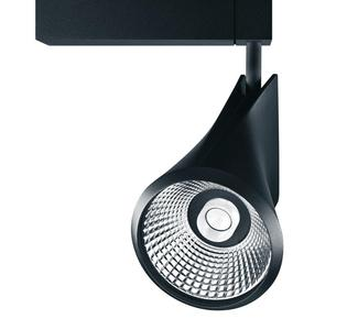 Zumtobel will present the lyon LED spotlight range, which boasts superior technological features, at EuroShop for the first time
