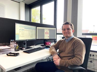 Im Interview mit Softwaretester Patrick