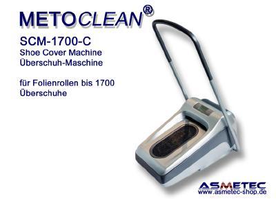 METOCLEAN SCM-1700-C Überschuhmaschine