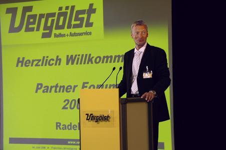 "Franchise ""Partner-Forum 2008"" in Radebeul"