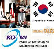 KOAMI – Korea Association of Machinery Industry – lädt am 23. Juni 2010 zum Deutsch-Koreanischen Business Forum nach München.