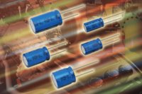 Vishay Releases New 146 RTI Series of Radial, High-Temperature, Low-Impedance Aluminum Capacitors With Z as Low as 18 m O-mega, High Capacitance Values up to 6800 µF, and High Ripple Currents to 3200 mA at +125°C