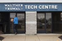 "Walther Trowal opens the  ""North American Tech & Training Centre"""