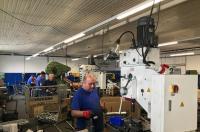 Das Unternehmen DALMINEX richtete mit Unterstützung der Effizienz-Agentur NRW eine Fließfertigung ein. Deshalb produziert es heute flexibler und resourceneffizienter. Foto: DALMINEX