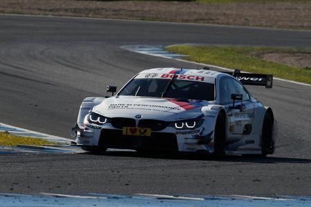 Louis Delétraz, BMW M Performance Parts M4 DTM, DTM Young Driver Test, BMW Motorsport, Jerez de la Frontera