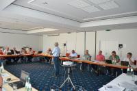 Sitzung der großen Tarifkommission