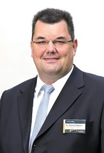Focusing on growth – above all in China: Dr. Thomas Perkovic, segment manager for printing blankets at ContiTech / Photo: ContiTech