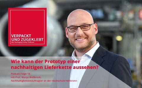 "Podcast 018 zum Thema ""Nachhaltiges Beschaffungsmanagement mit Prof. Wanja Wellbrock"""