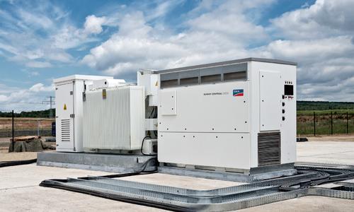 SMA Utility Power System
