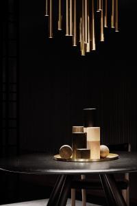 lumini auf der m belmesse in mailand lumini pressemitteilung. Black Bedroom Furniture Sets. Home Design Ideas