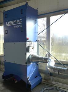 Bild 6: Lissmac-Nassabscheider WDE 4500 ALU-MIX