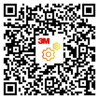 Der QR Code führt direkt zur App im Apple App Store / Foto: 3M