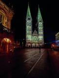 A&O Creative adorns Bremer cathedral for Germany Travel Mart™