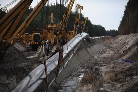 MEGAL builds new natural gas pipeline in Bavaria