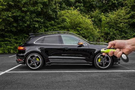 On a new level: TECHART Sport Module for Porsche air suspensions