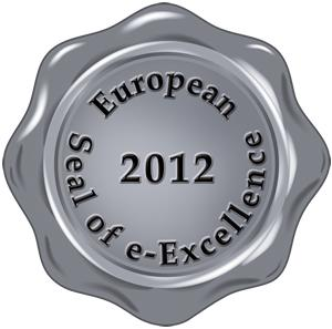 Inxmail erhält erneut European Seal of e-Excellence