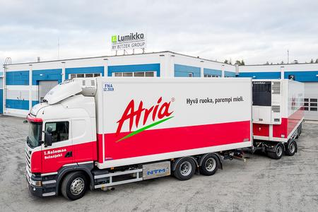 Lumikko and CareUnit concluded an exclusive sales and service contract in 2014