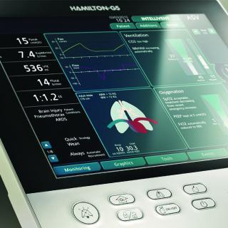Sichere Technologie hilft Leben retten