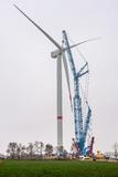Senvion successfully commissions its largest wind turbine